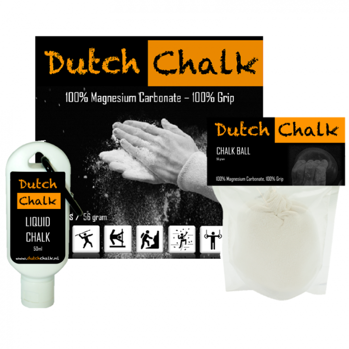 Dutch Chalk Magnesium TRY-OUT Package